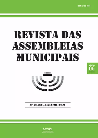 Revista das Assambleias Municipais n.º 06