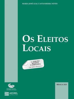 Os Eleitos Locais - 3.ª Edição Revista e Ampliada